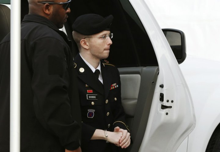 US soldier Bradley Manning has been sentenced for leaked thousands of top-secret diplomatic cables to WikiLeaks (Reuters)