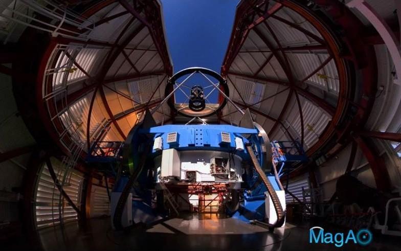 Yuri Beletsky, Las Campanas Observatory