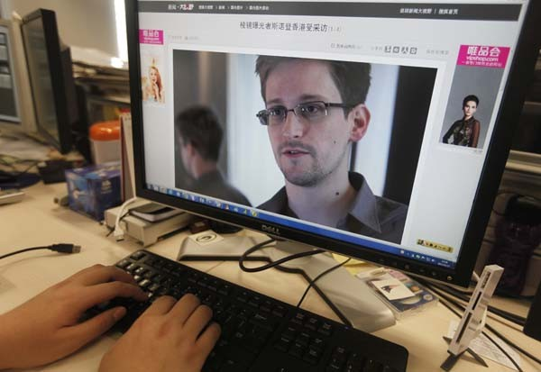 NSA Still Doesn't Know Amount of Data Stolen by Snowden