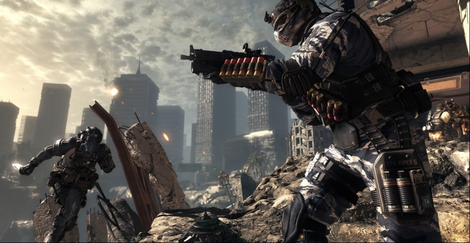 Call of Duty: Ghosts (www.callofduty.com)