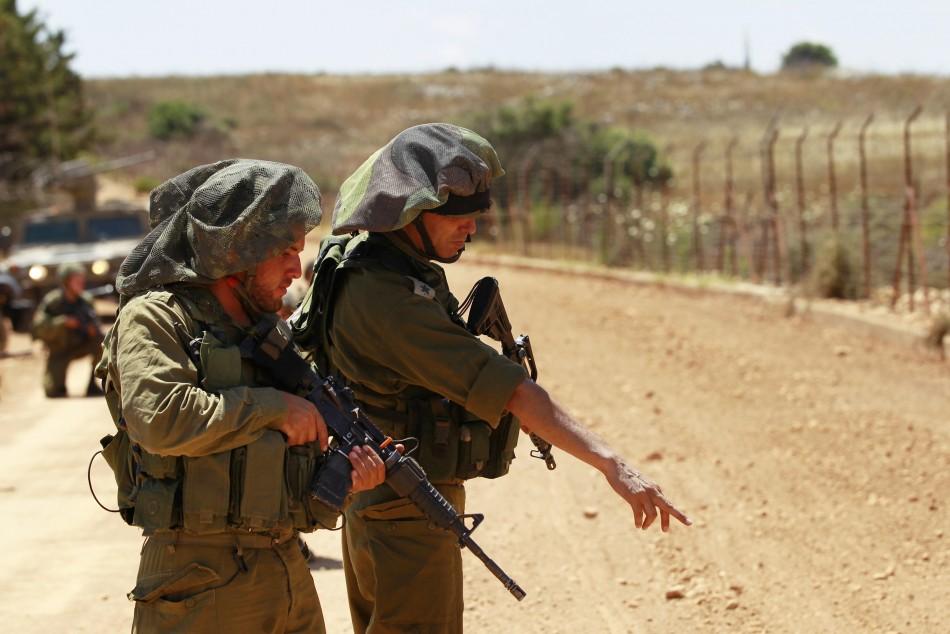 Israel rockets lebanon