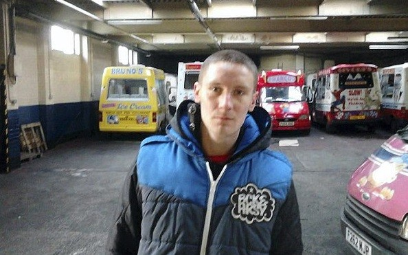 Jordan Begley, who's body has still not been released to relations following his stungun death in Manchester