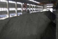 A general view inside a refined copper mine of Jiangxi Copper Company in Dexing, Jiangxi province (Reuters).