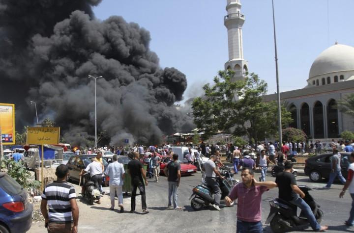 Tripoli bombs