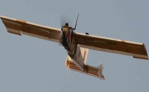 Indian Student Builds Drone Bomber for £400