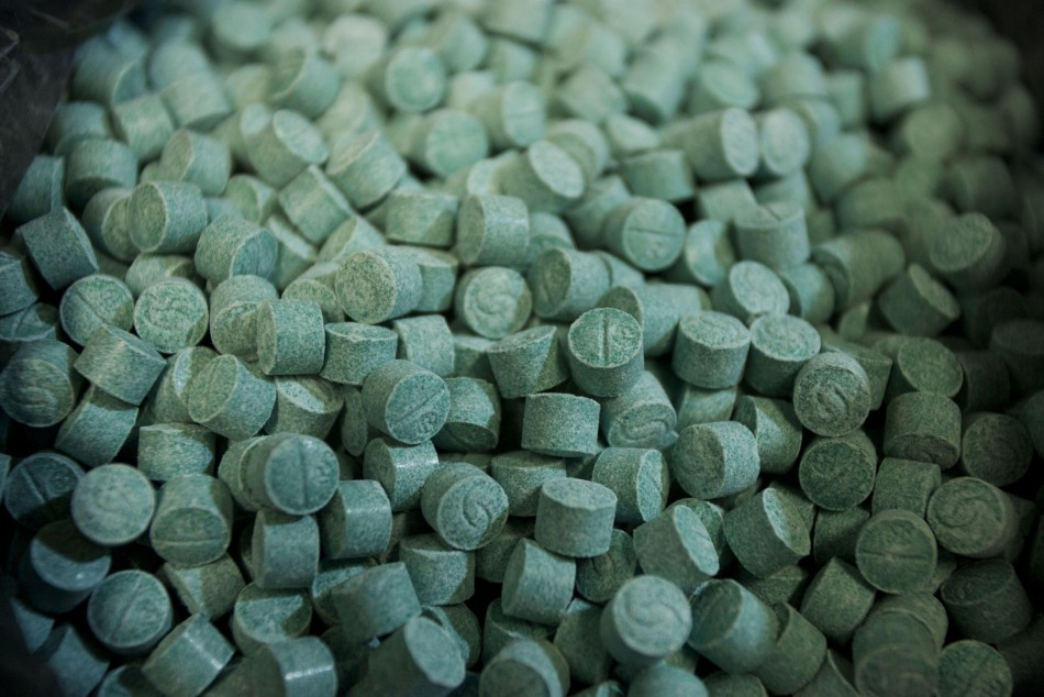 One of the biggest Ecstasy drug hauls has been seized by Belgian police, worth £1bn
