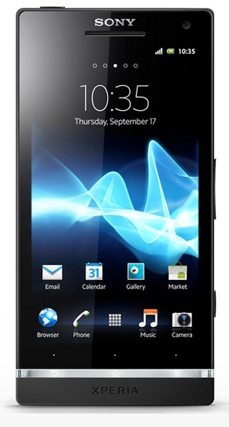 Xperia S LT26i Gets Android 4 1 2 (6 2 B 1 96) with Major