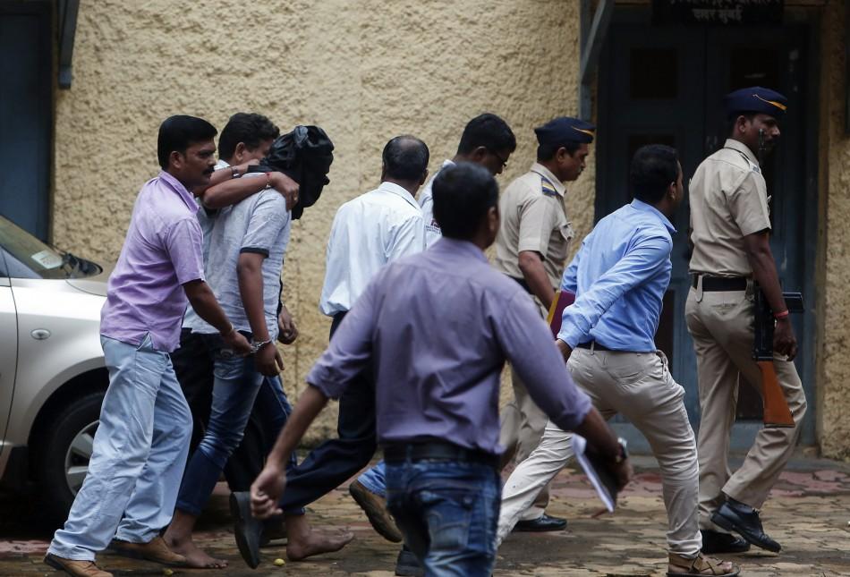 Mumbai gang rape