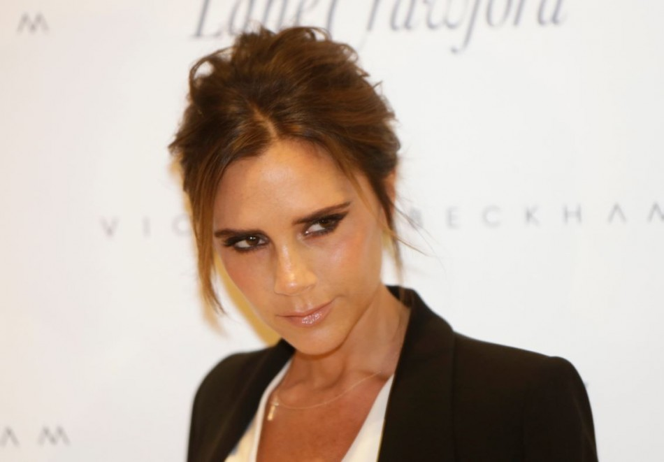 Victoria Beckham is reportedly a favourite to design the costumes for the film version of EL James's best-selling erotic novel Fifty Shades of Grey.