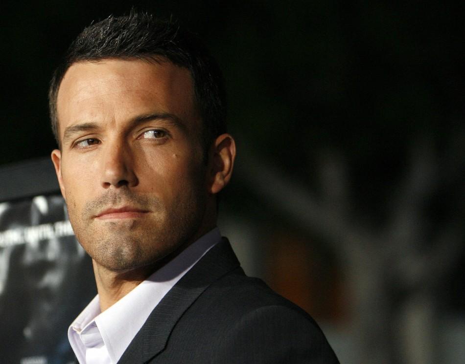 Ben Affleck Begins Intense Work Out to Bulk Up For Batman Role/Reuters