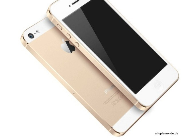 iPhone 5S Photos in Tech Sites and Blogs