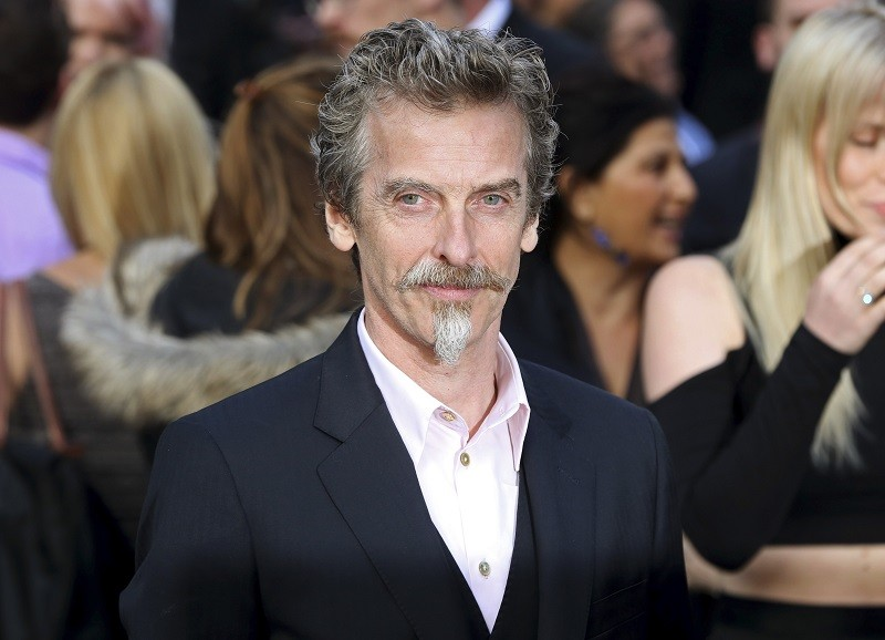 Actor Peter Capaldi
