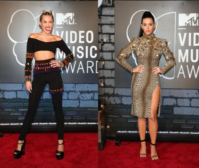 VMA 2013 Red Carpet Fashion