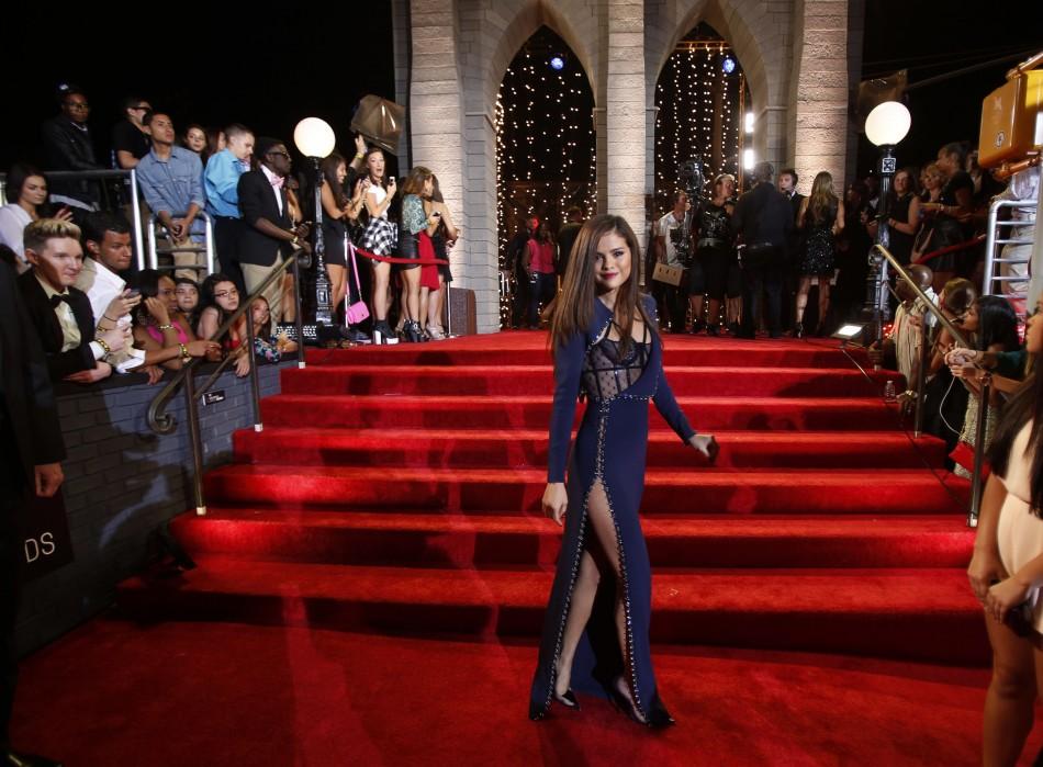 VMA 2013 Red Carpet Fashion