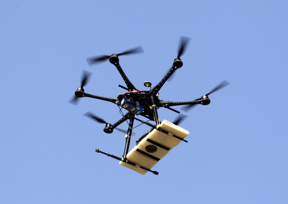 In Peru, archaeologists are turning to drones to speed up sluggish survey work and protect sites from squatters, builders and miners. (Reuters)