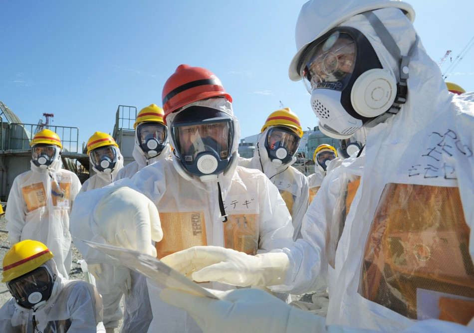 Tepco to seek foreign advice on radioactive leak