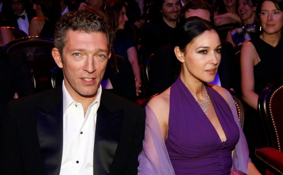 Monica Bellucci split from husband of 14 years,Vincent Cassel.