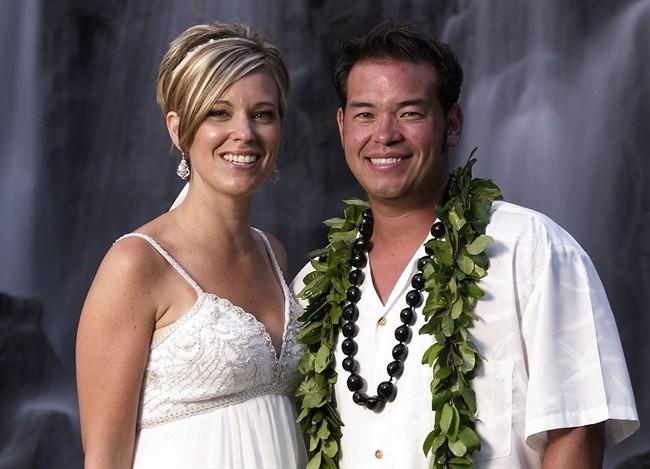 Kate and Jon Gosselin