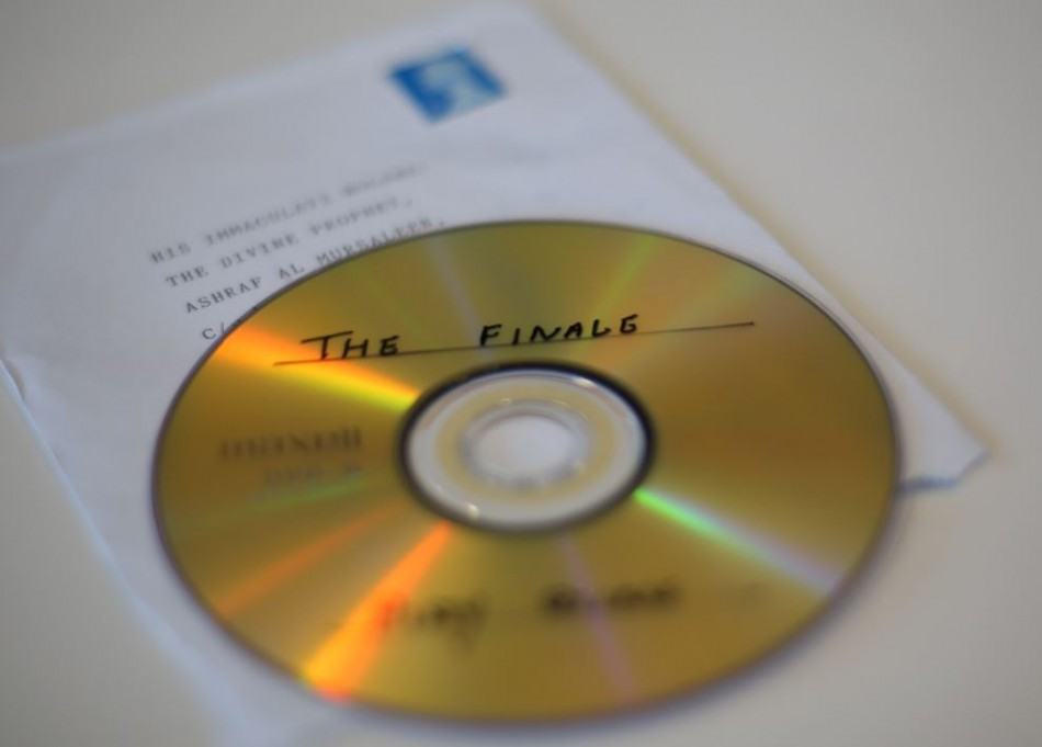 Islamophobic DVD sent to mosques and muslim groups addressed to His Immaculate Holiness