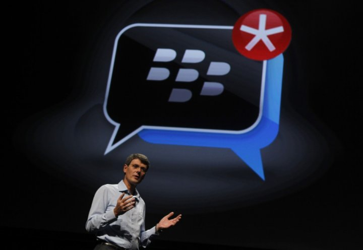 BBM video calling for Android