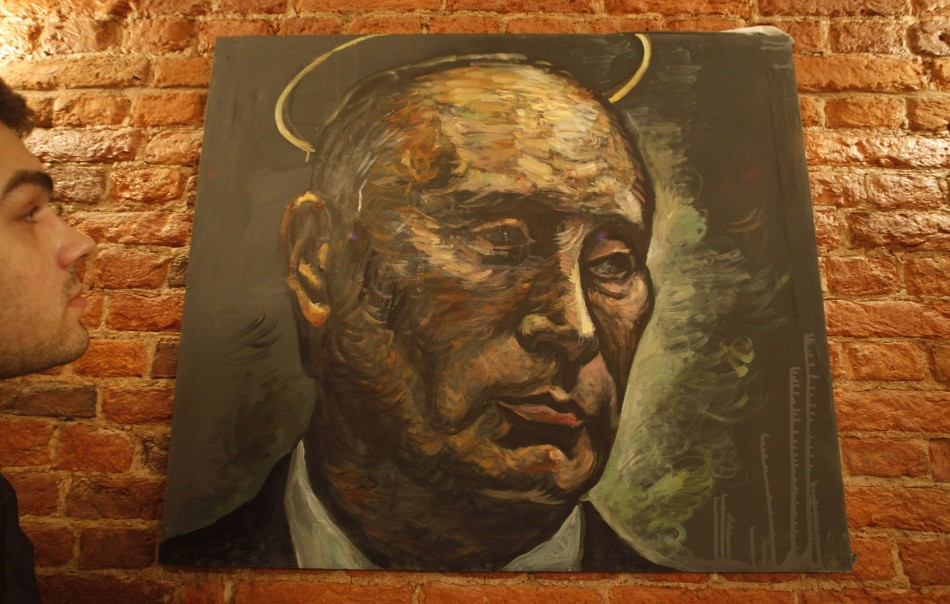 The Appearance of Vladimir Putin to the People