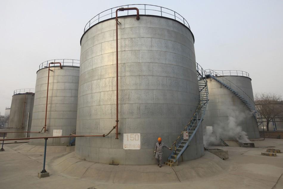 PetroChina refinery