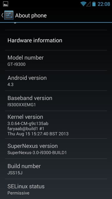 Galaxy S3 I9300 Receives Nexus-Styled Android 4.3 via SuperNexus 3.0 ROM [How to Install]