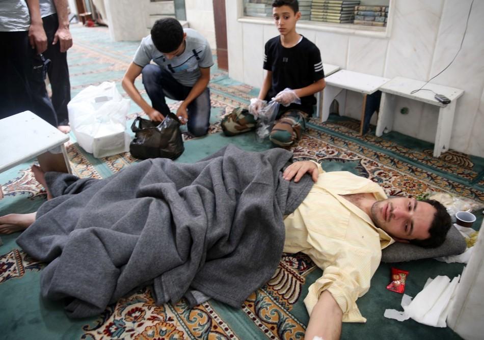 Ghouta gas massacre