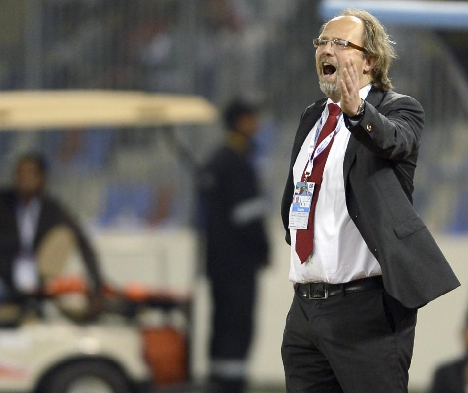 Coach racist complaint to FIFA