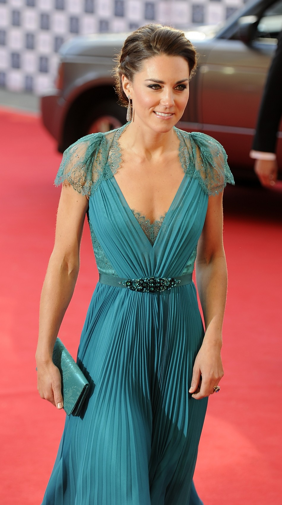 Kate Middleton has got her figure back