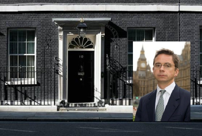 Sun journalist Graeme Wilson (insert) has been hired to advise PM David Cameron