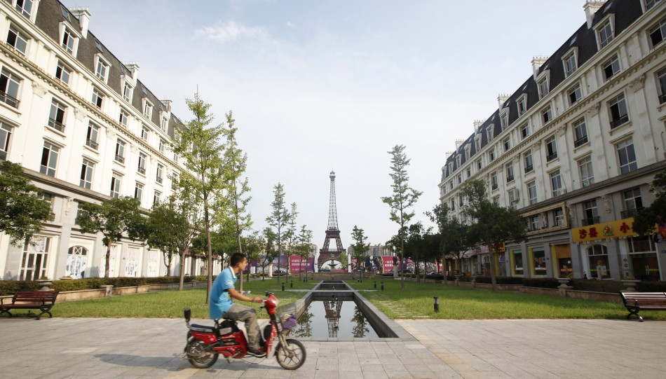 China has to invest $6.8 trillion to integrate rural families into its cities.