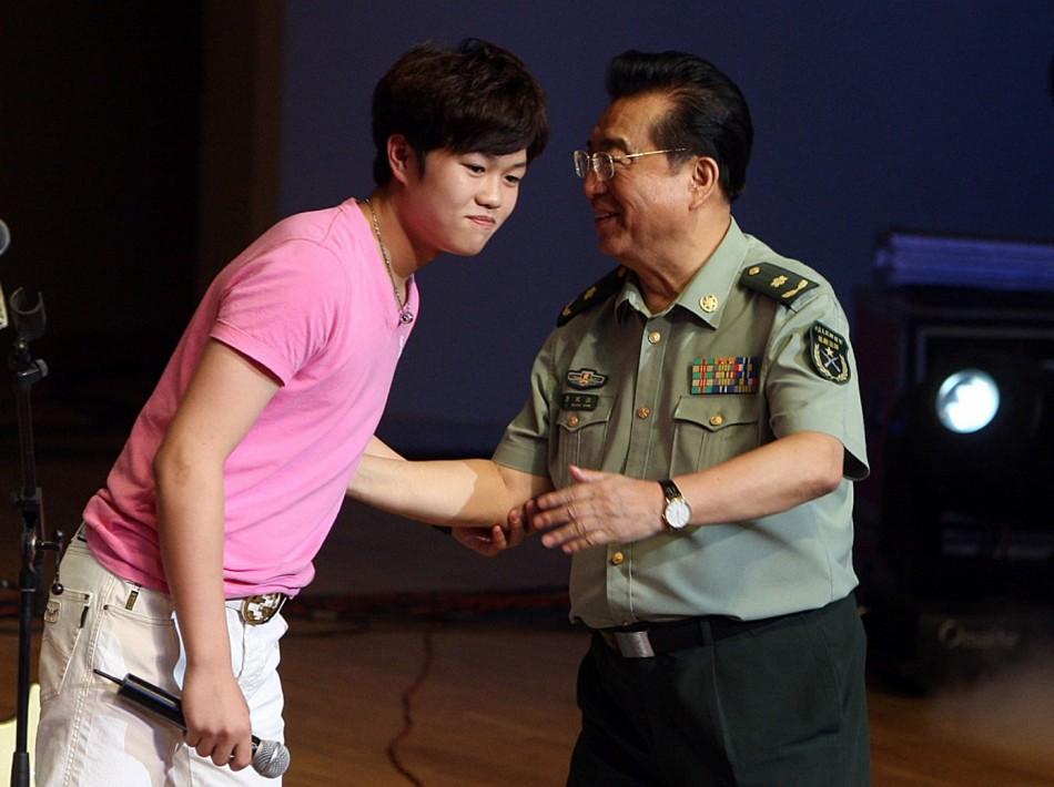 Li Tianyi rape