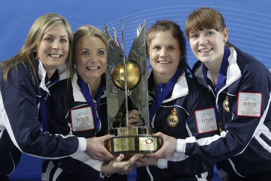 British curling team