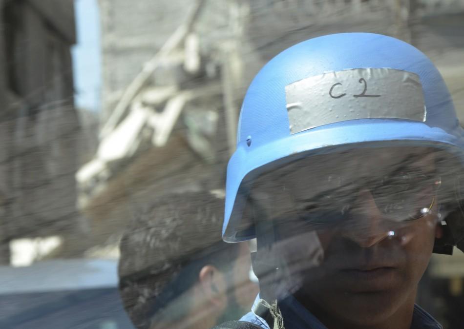 The UN in Damascus