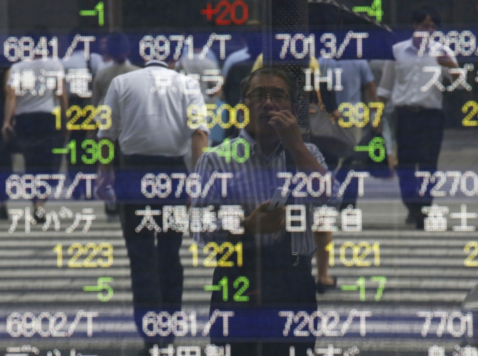 Asian markets were mixed on 29 August