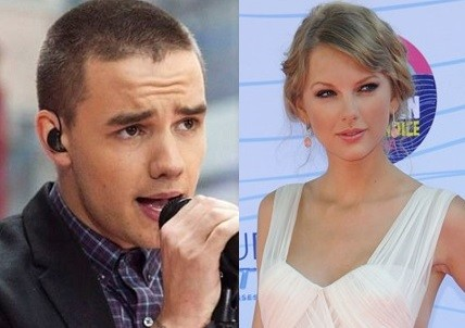Liam Payne and Taylor Swift