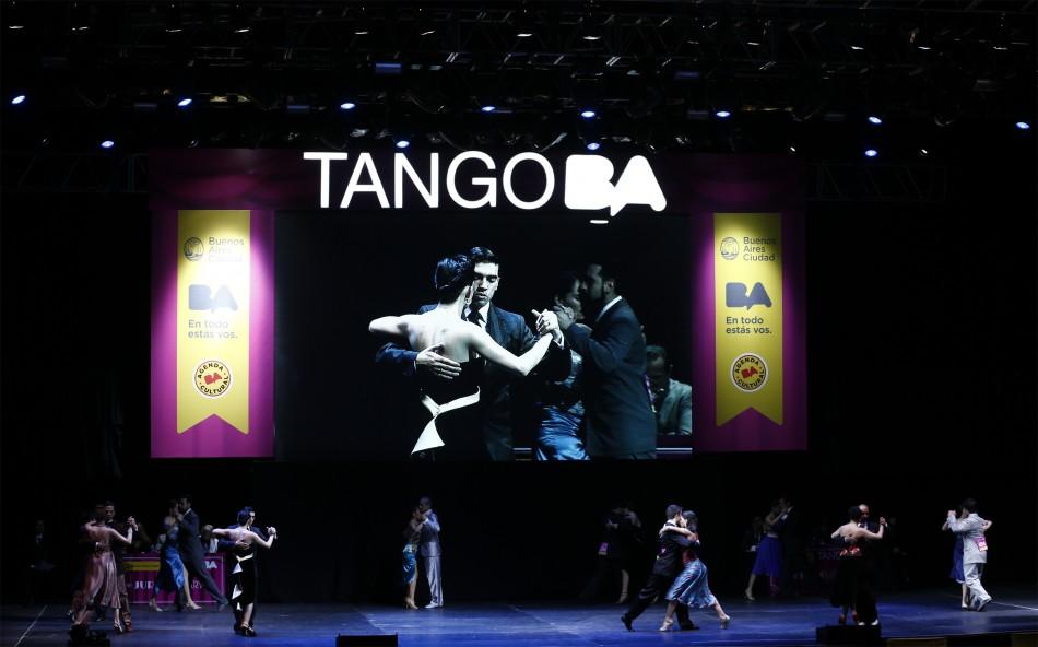World Championship of Tango