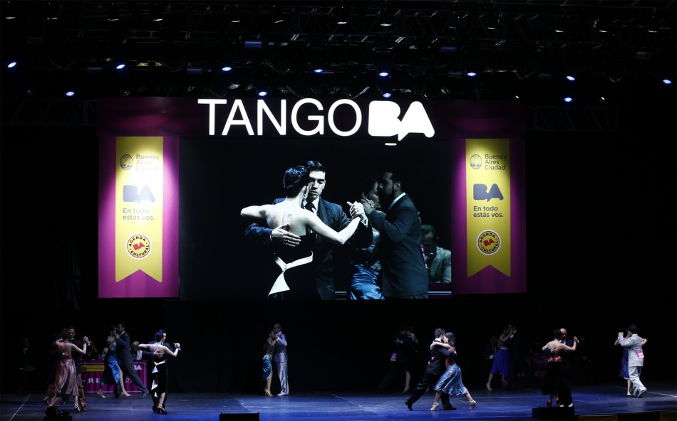 World Championship of Tango