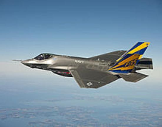 The F-35 naval variant