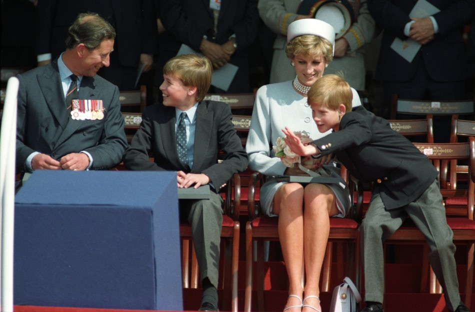 For Princess Diana, family was the most important thing. She was undoubtedly a doting mother. (Reuters)