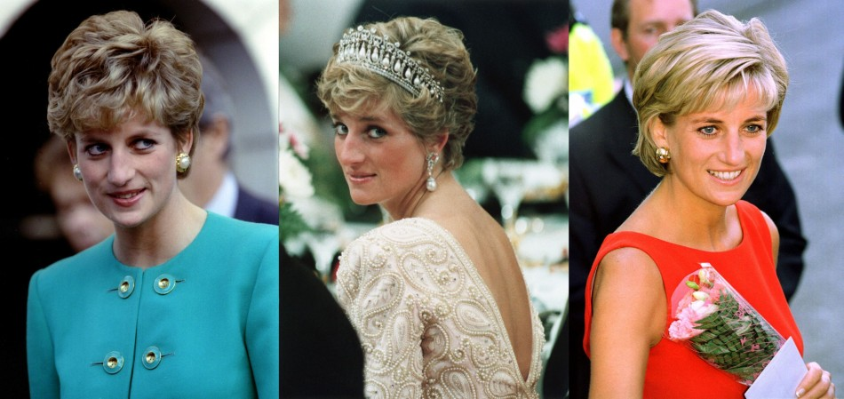 Princess Diana was the style queen of her times. (Reuters)