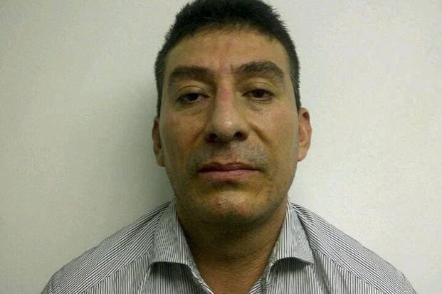 Mario Nunez was arrested in Ciudad Juarez, Chihuahua