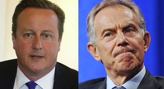 David Cameron said he wanted to 'act in a different way' to previous prime ministers over Syria (Reuters)