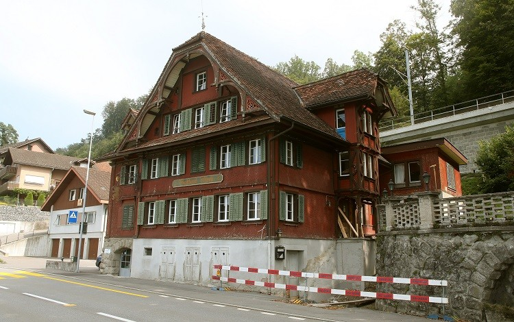 Pierre Wauthier house