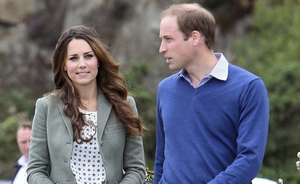 Kate Middletons Surprise Appearance Since Birth of Royal Baby Prince George