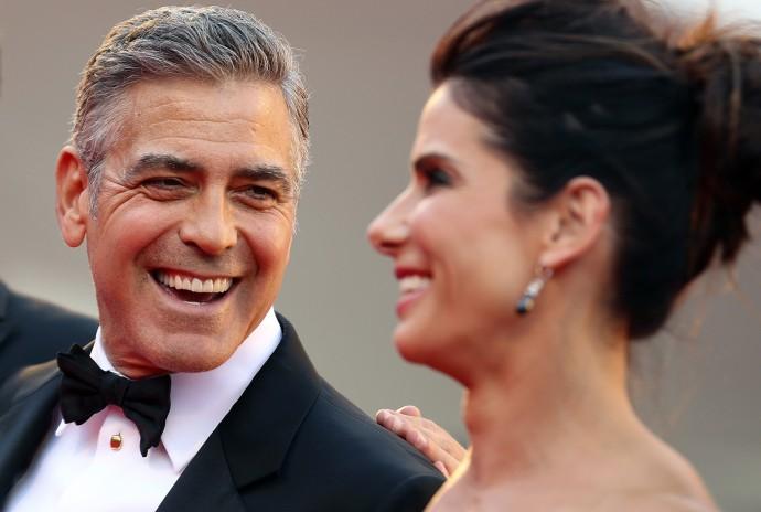 George Clooney Opens Venice Film Festival