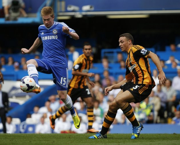 Chelsea v Hull City