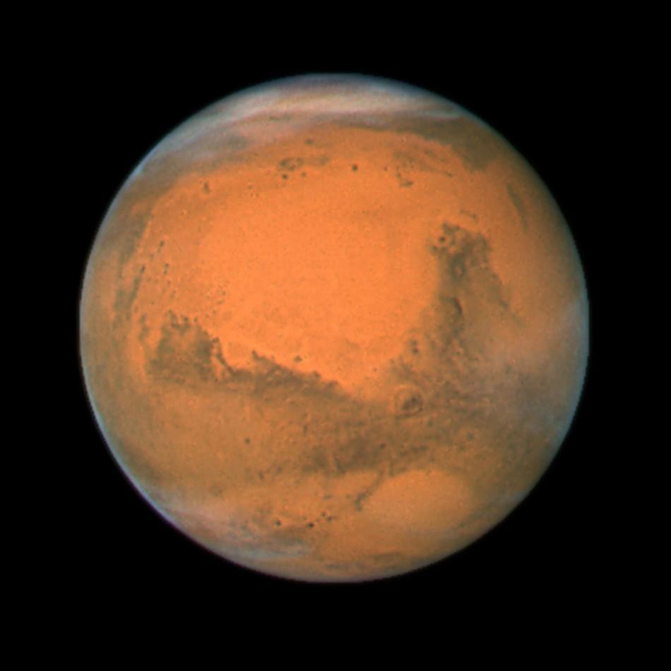 Planet Mars