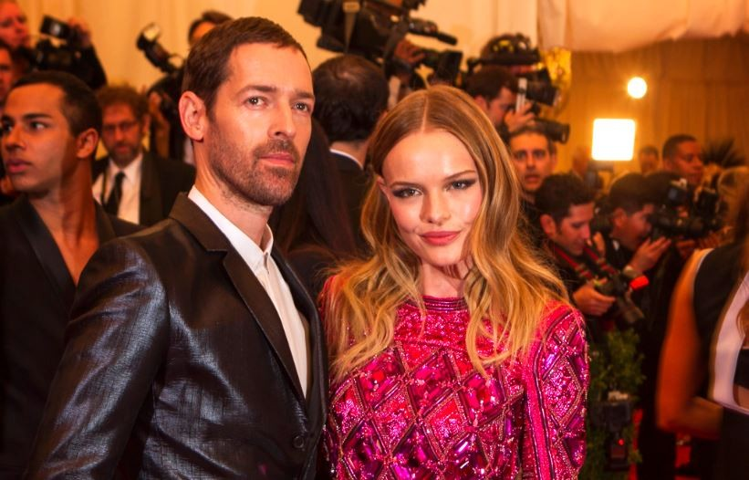 American actress Kate Bosworth has reportedly tied the knot with film director Michael Polish.